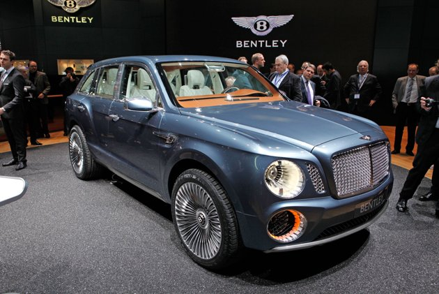 Bentley Truck | Phenomenal Style Magazine